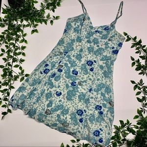 Free People Floral Dress (6)